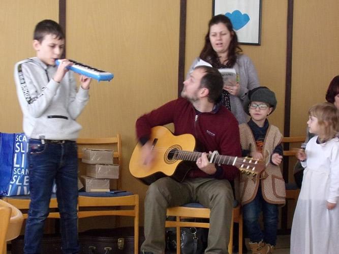 Deti pre nás pripravili trojkráľové prekvapenie